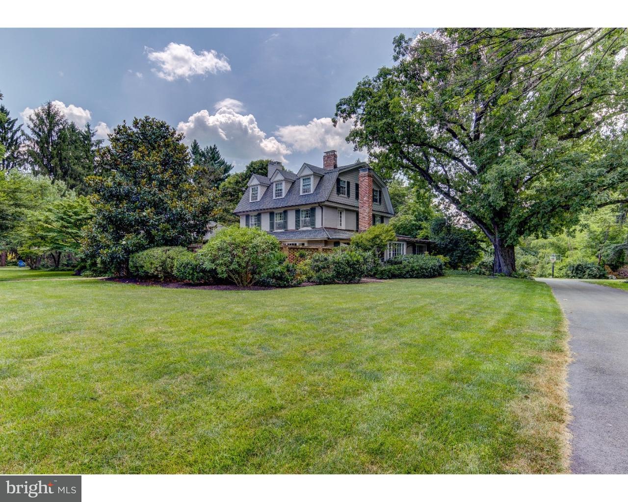 独户住宅 为 出租 在 581 BERKSHIRE Drive 韦恩, 宾夕法尼亚州 19087 美国