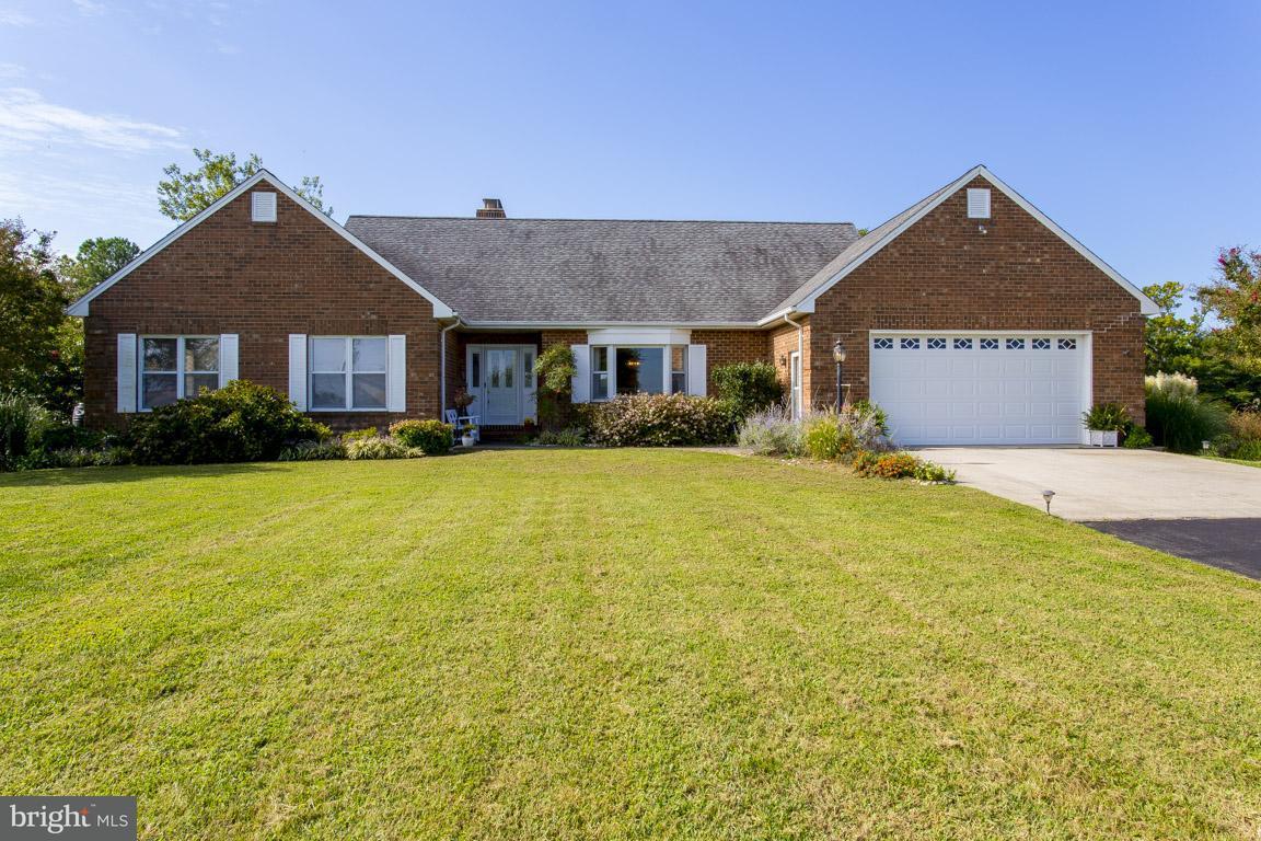 Maison unifamiliale pour l Vente à 272 Canoe Place 272 Canoe Place Montross, Virginia 22520 États-Unis