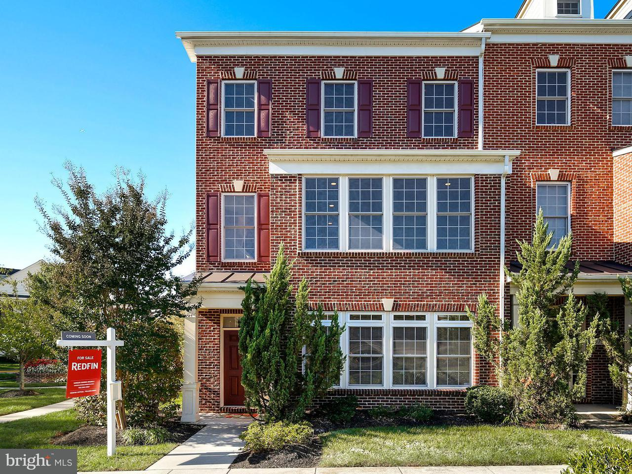 Townhouse for Sale at 3730 Mary Evelyn Way 3730 Mary Evelyn Way Alexandria, Virginia 22309 United States