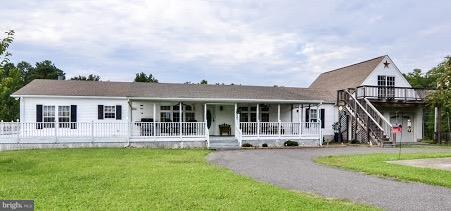 Photo of home for sale at 153 Old Park Road, Montross VA