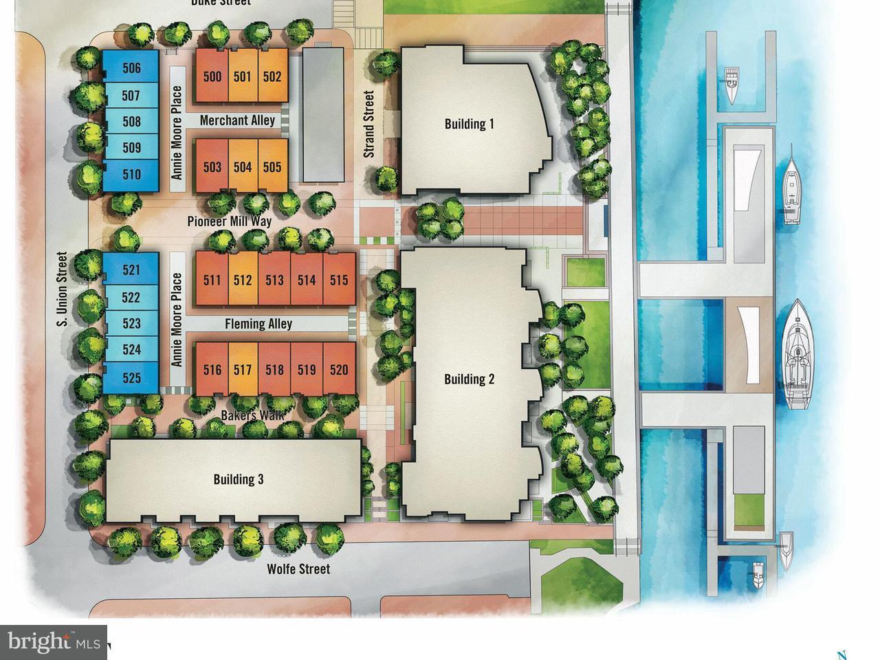 Additional photo for property listing at 10 Duke St #Residence 2-506 10 Duke St #Residence 2-506 Alexandria, Virginia 22314 United States