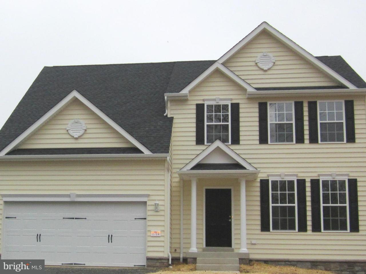 Single Family for Sale at 46133 Edgemore Way Great Mills, Maryland 20634 United States