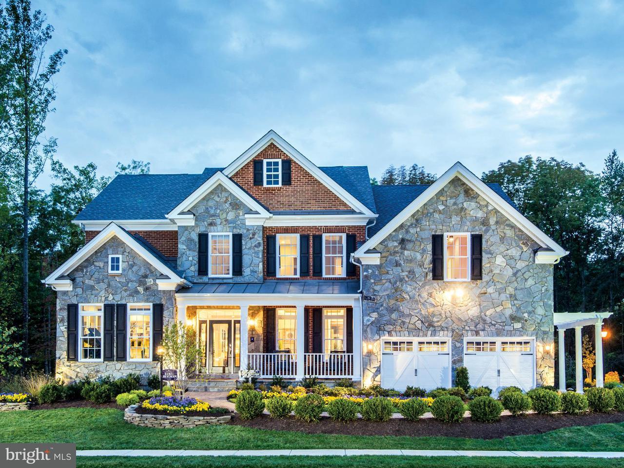 Eensgezinswoning voor Verkoop een t 5896 Waterloo Bridge Circle 5896 Waterloo Bridge Circle Haymarket, Virginia 20169 Verenigde Staten