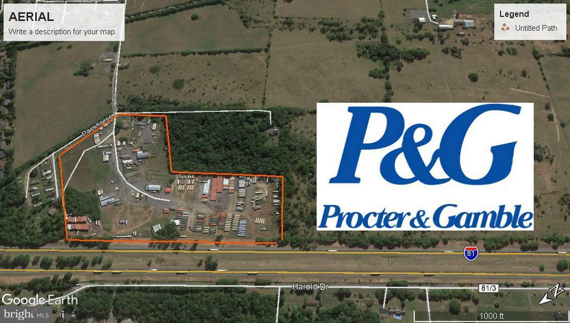 Land für Verkauf beim Packhorse Ford Road Packhorse Ford Road Martinsburg, West Virginia 25405 Vereinigte Staaten