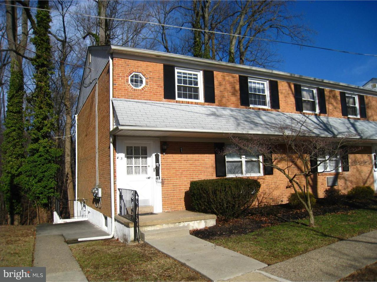 Single Family Home for Rent at 5C BEVERLY Lane Stratford, New Jersey 08084 United States