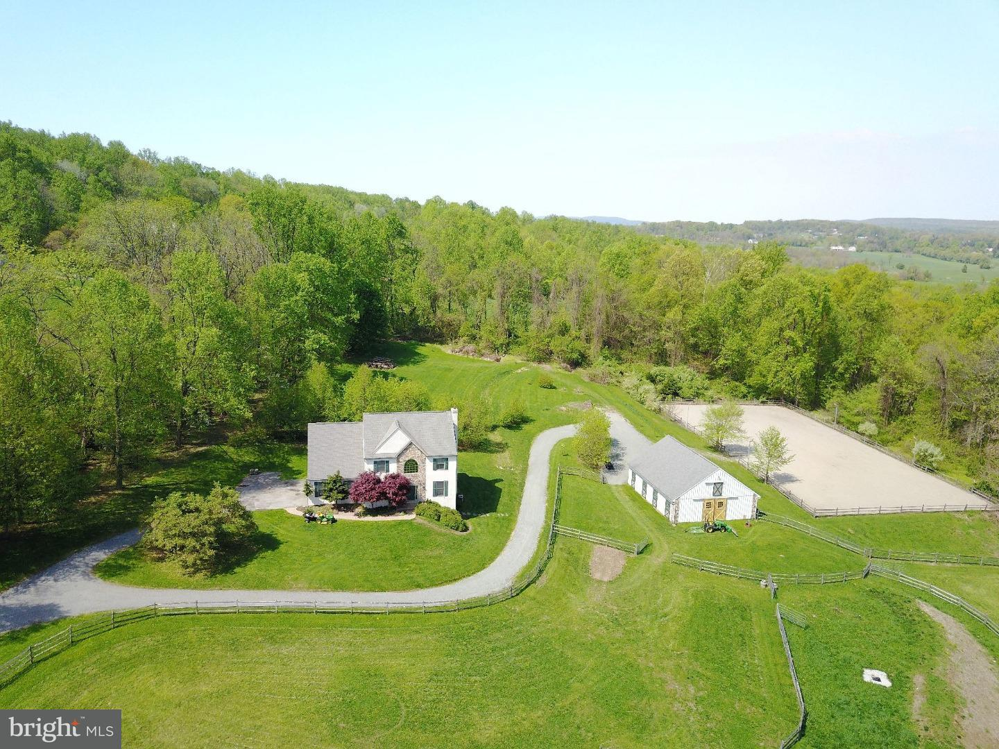 Single Family Home for Sale at 271B HILL Road Elverson, Pennsylvania 19520 United States