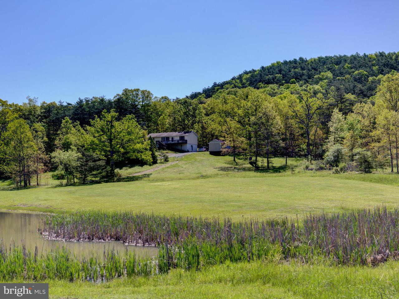 Farm for Sale at 409 Lloyd Mt Rd Green Spring, West Virginia 26722 United States