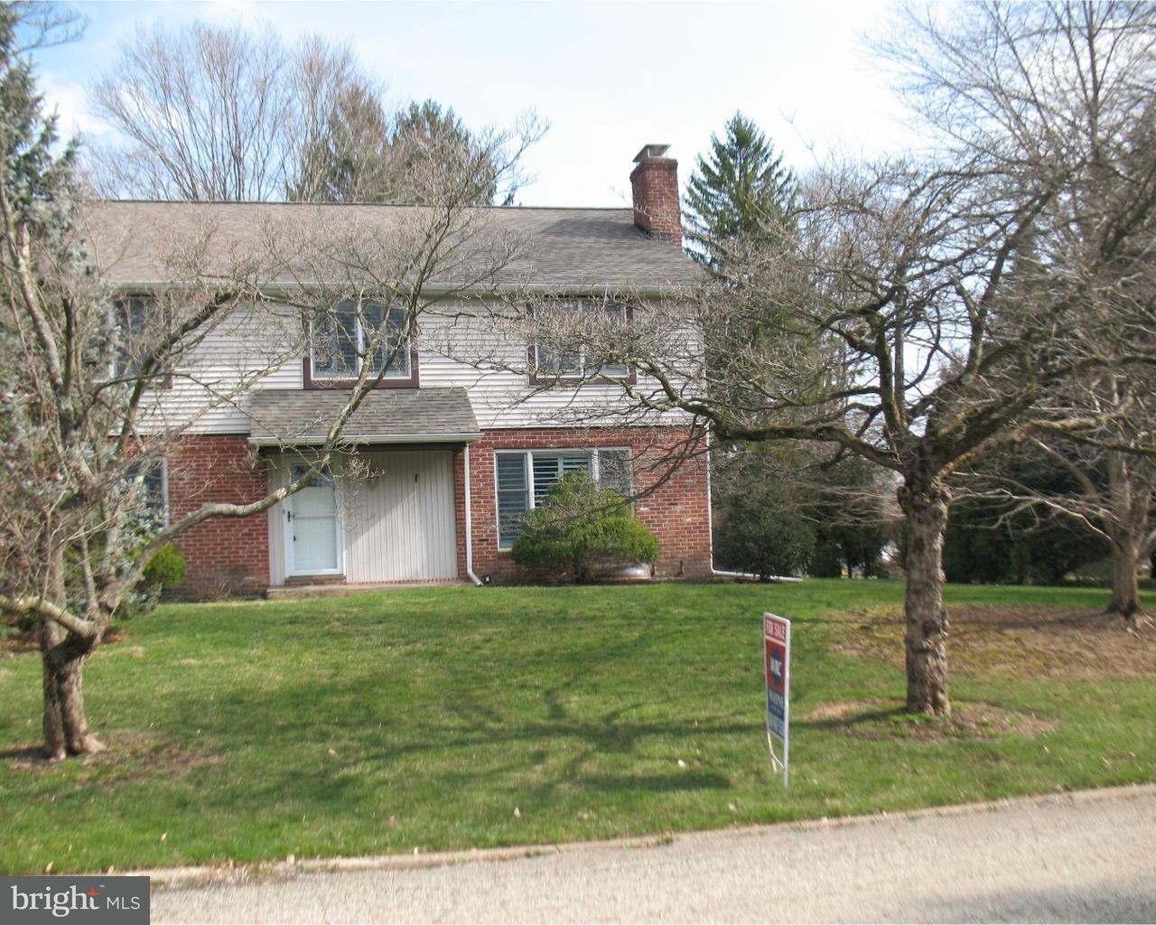 独户住宅 为 出租 在 362 RED FOX Road 韦恩, 宾夕法尼亚州 19087 美国