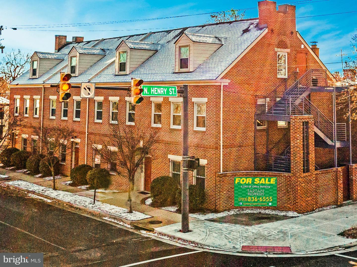 Commercial for Sale at 1020 Princess St Alexandria, Virginia 22314 United States