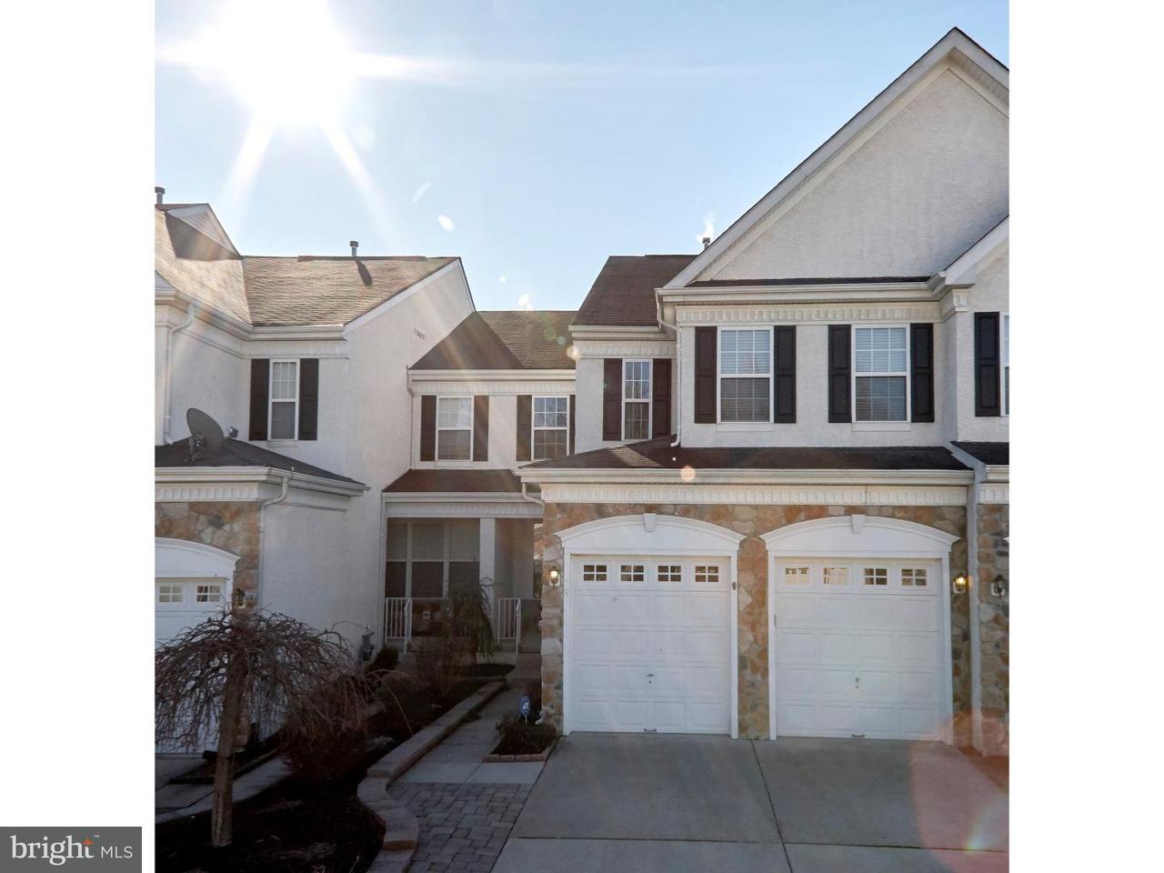 Casa unifamiliar adosada (Townhouse) por un Alquiler en 19 HATHAWAY Court Evesham Twp, Nueva Jersey 08053 Estados Unidos