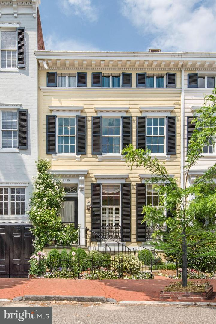 Single Family for Sale at 3005 O St NW Washington, District Of Columbia 20007 United States