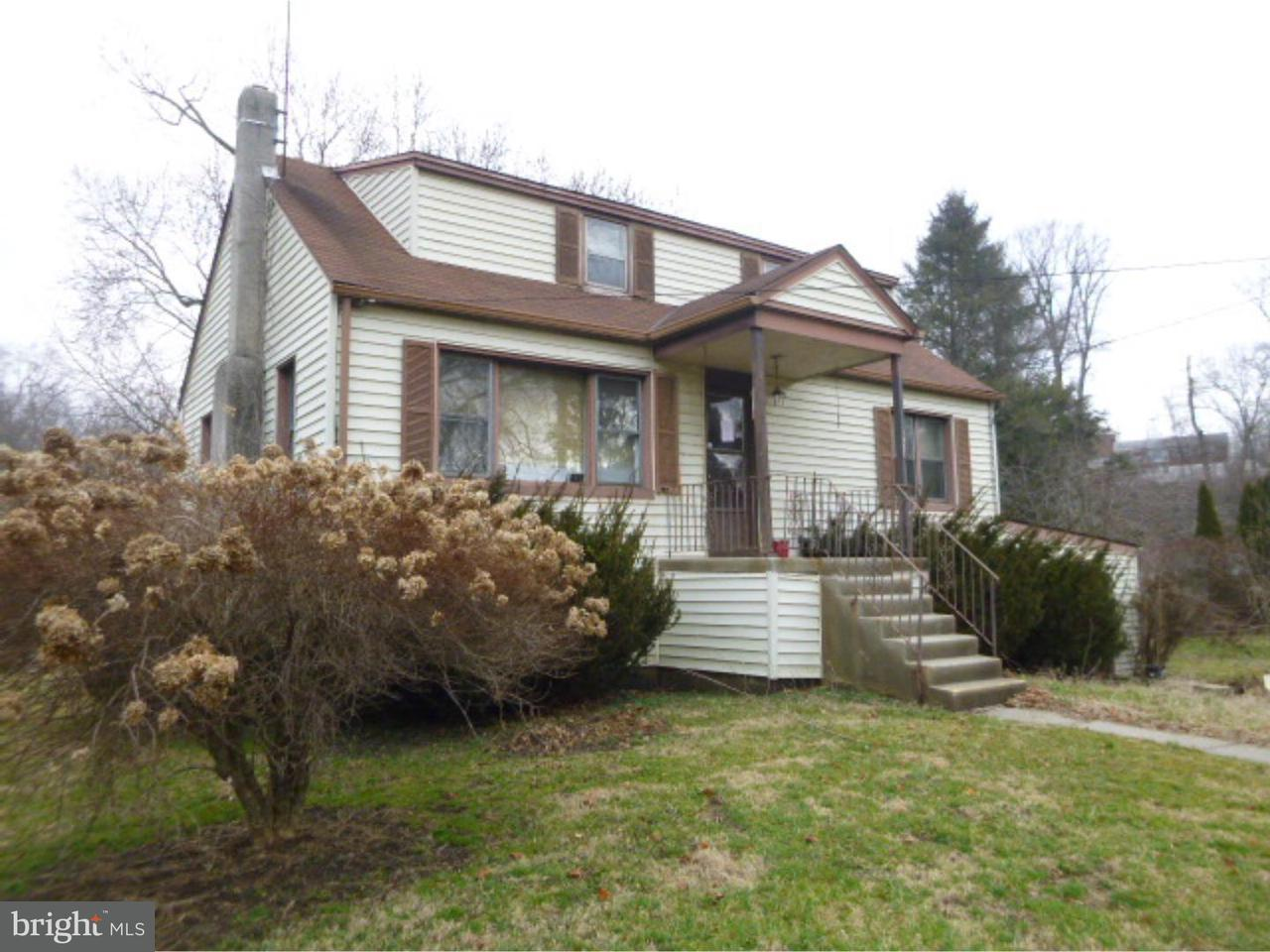 Single Family Home for Sale at 1407 BULLENS Lane Woodlyn, Pennsylvania 19094 United States