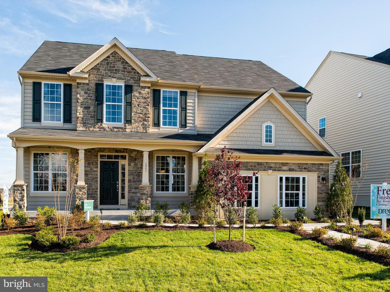단독 가정 주택 용 매매 에 3629 Donna Court 3629 Donna Court Monrovia, 메릴랜드 21770 미국