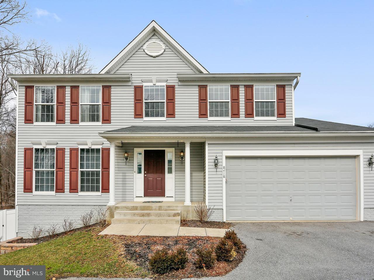 Villa per Vendita alle ore 8418 Arctic Circle Drive 8418 Arctic Circle Drive Jessup, Maryland 20794 Stati Uniti