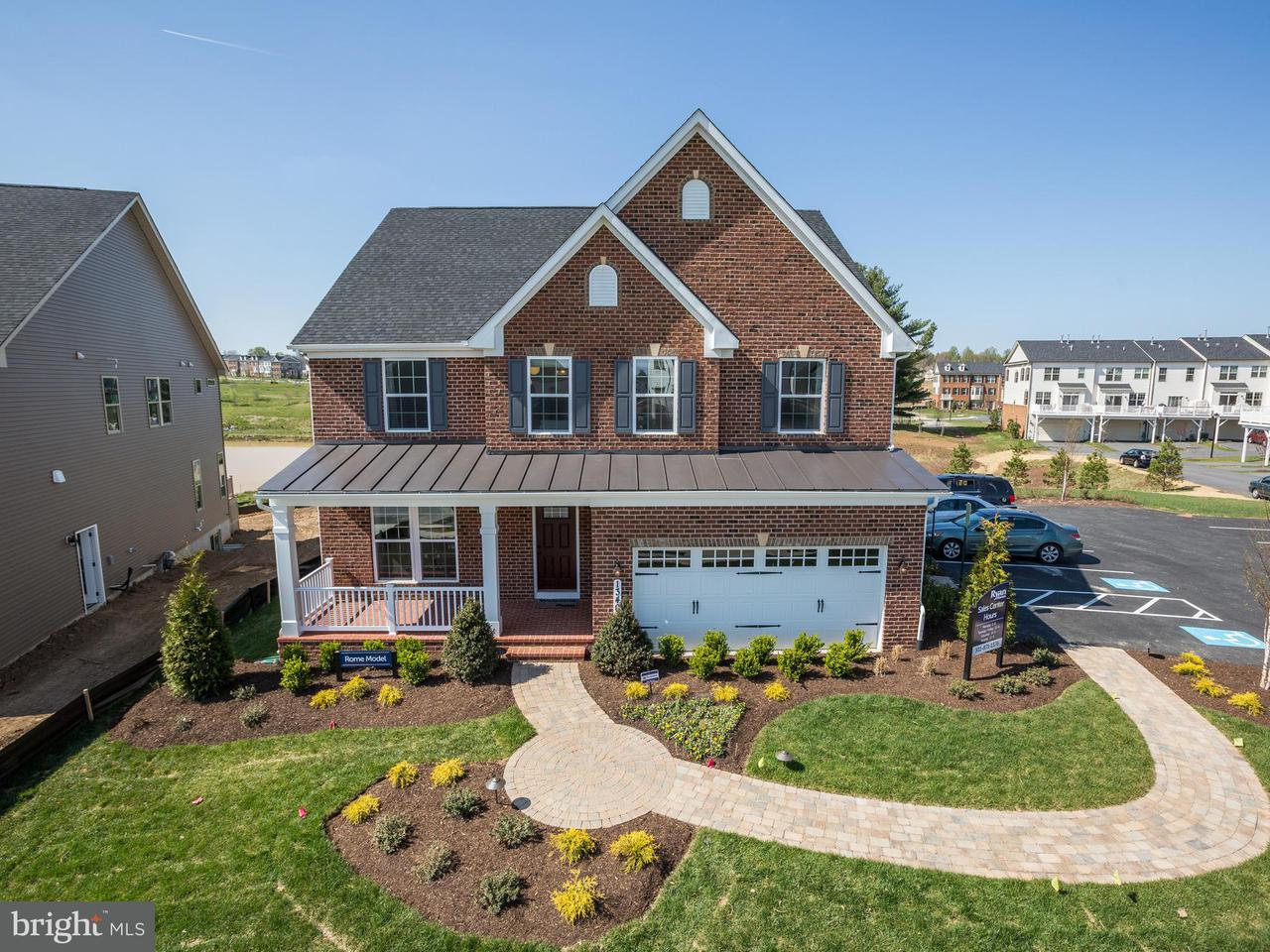 Single Family Home for Sale at 14608 Bentley Park Drive 14608 Bentley Park Drive Burtonsville, Maryland 20866 United States