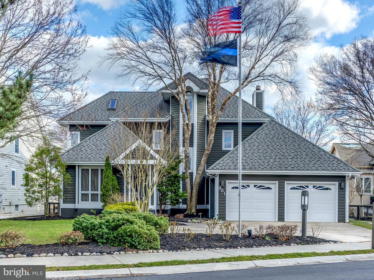 一戸建て のために 売買 アット 301 White Heron Court 301 White Heron Court Ocean City, メリーランド 21842 アメリカ合衆国