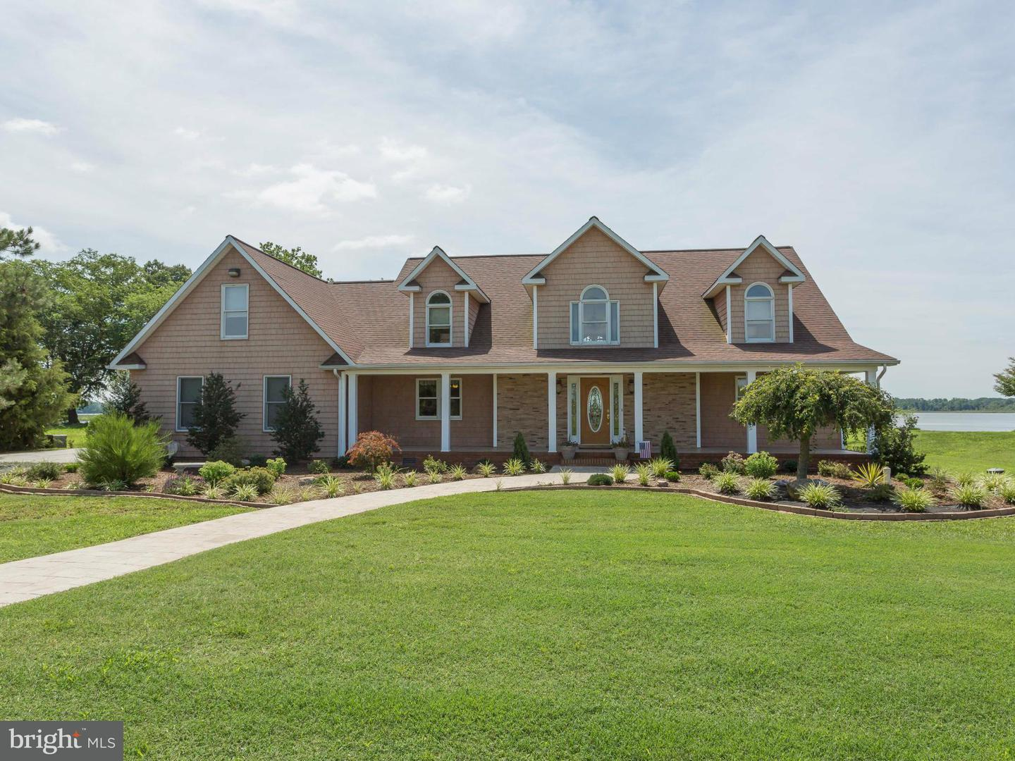 Single Family for Sale at 261 Drakes Marsh Dr Colonial Beach, Virginia 22443 United States