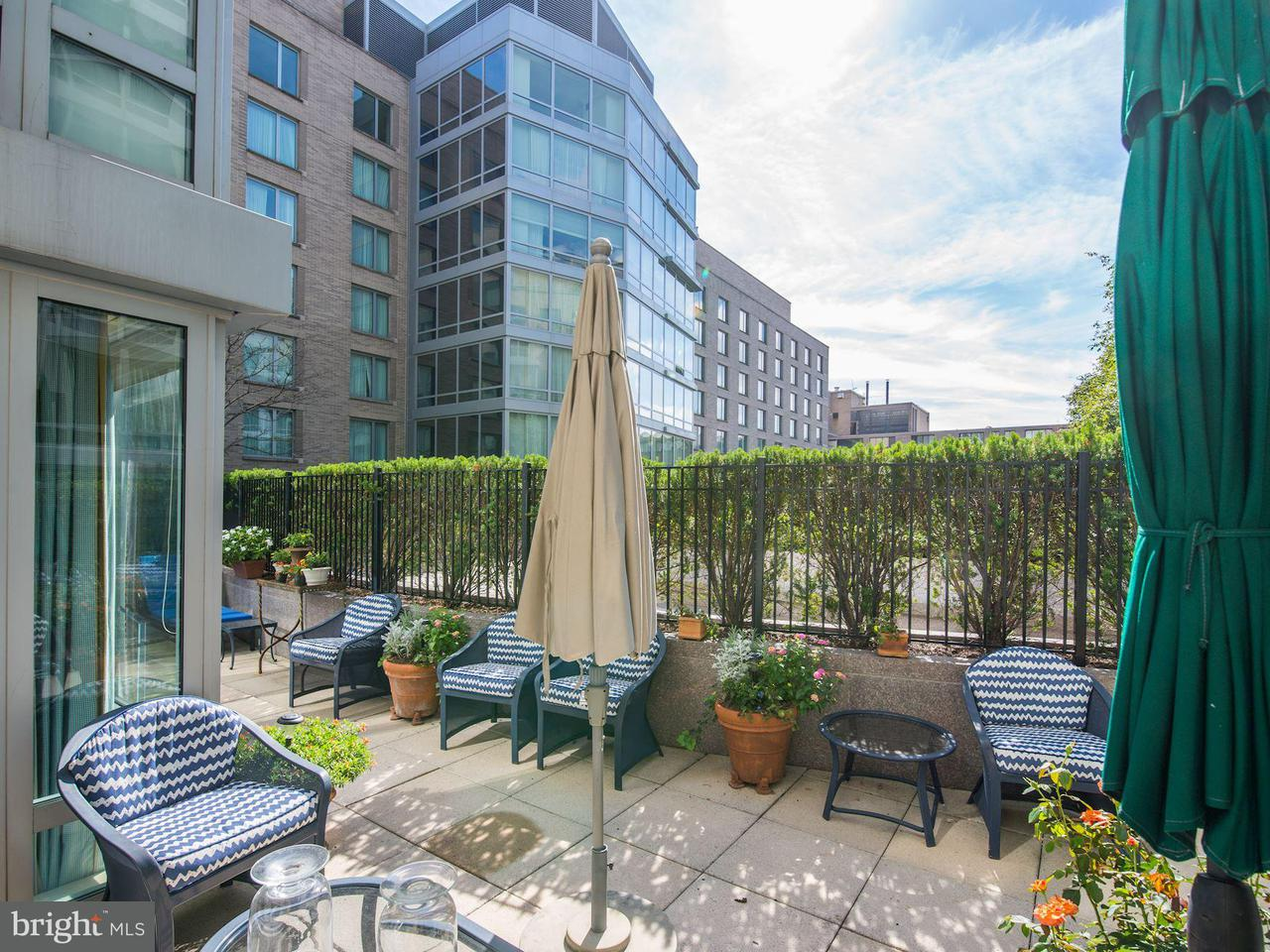 Additional photo for property listing at 1155 23rd St NW #5k  Washington, District Of Columbia 20037 United States