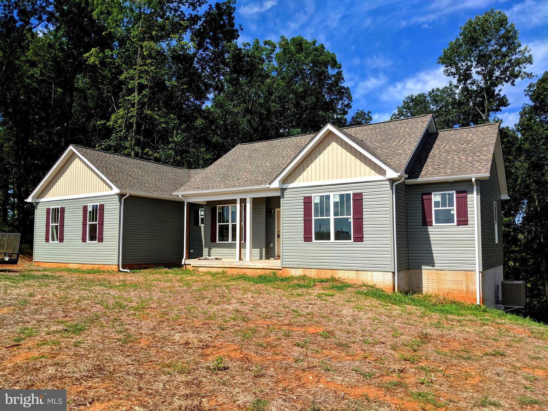 Single Family for Sale at 24-20b Novum Church Road Reva, Virginia 22735 United States