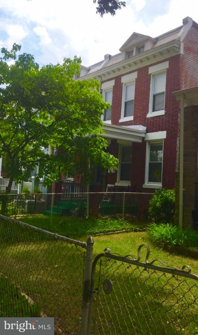 Single Family for Sale at 5218 Illinois Ave NW Washington, District Of Columbia 20011 United States