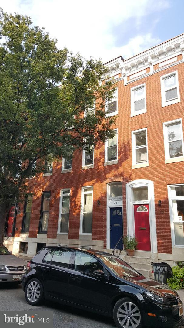 Single Family for Sale at 21 Chester St N Baltimore, Maryland 21231 United States
