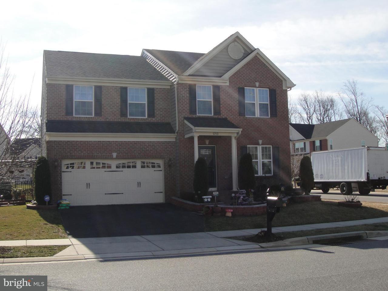 Eensgezinswoning voor Verkoop een t 5713 Fieldcrest Drive 5713 Fieldcrest Drive White Marsh, Maryland 21162 Verenigde Staten