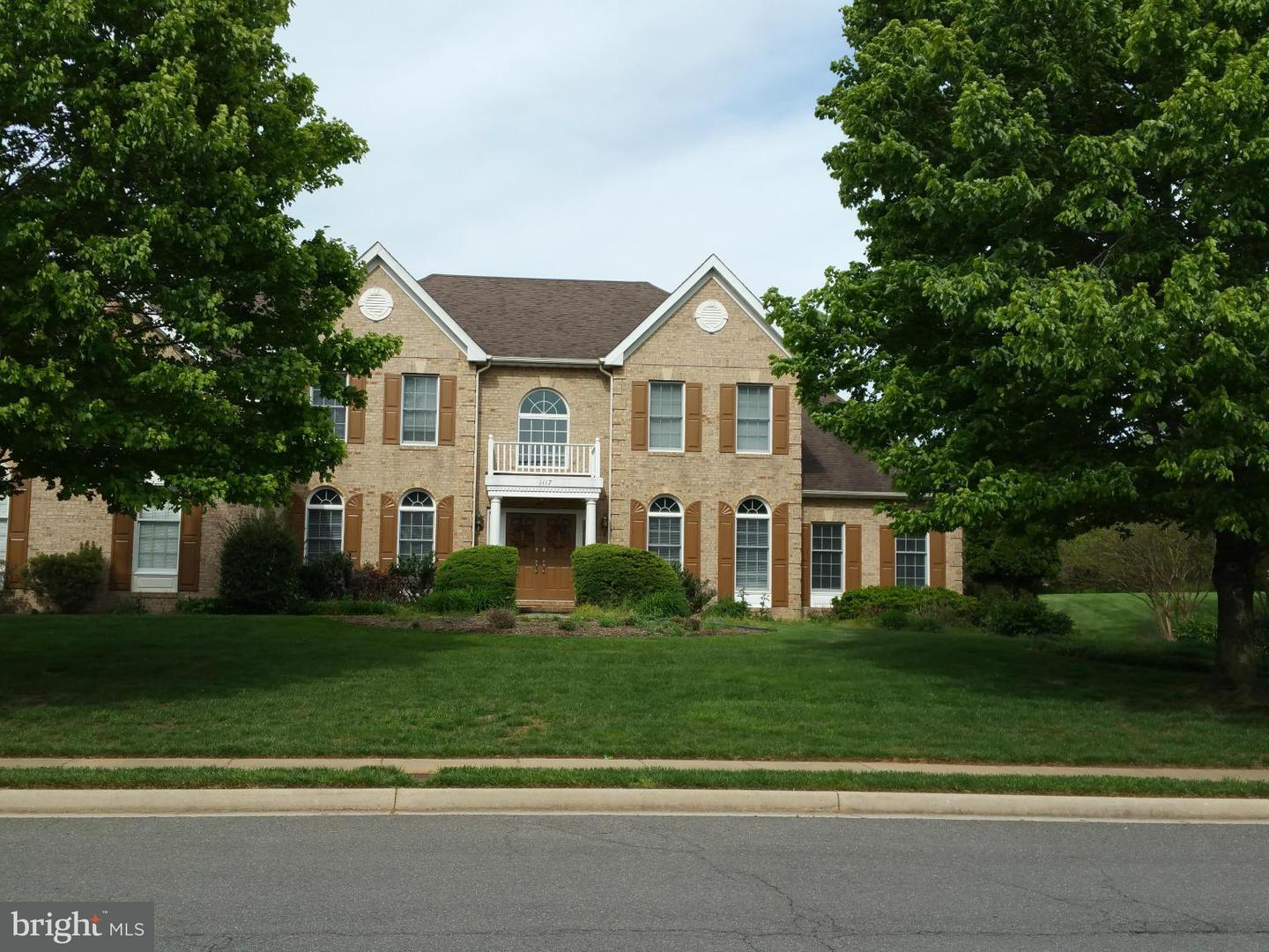 Other Residential for Rent at 1117 Amanda Dr Great Falls, Virginia 22066 United States