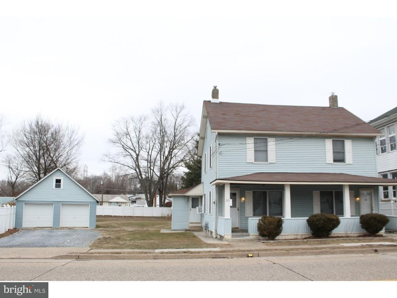 Duplex for Sale at 115 E CHURCH Street Turnersville, New Jersey 08012 United States
