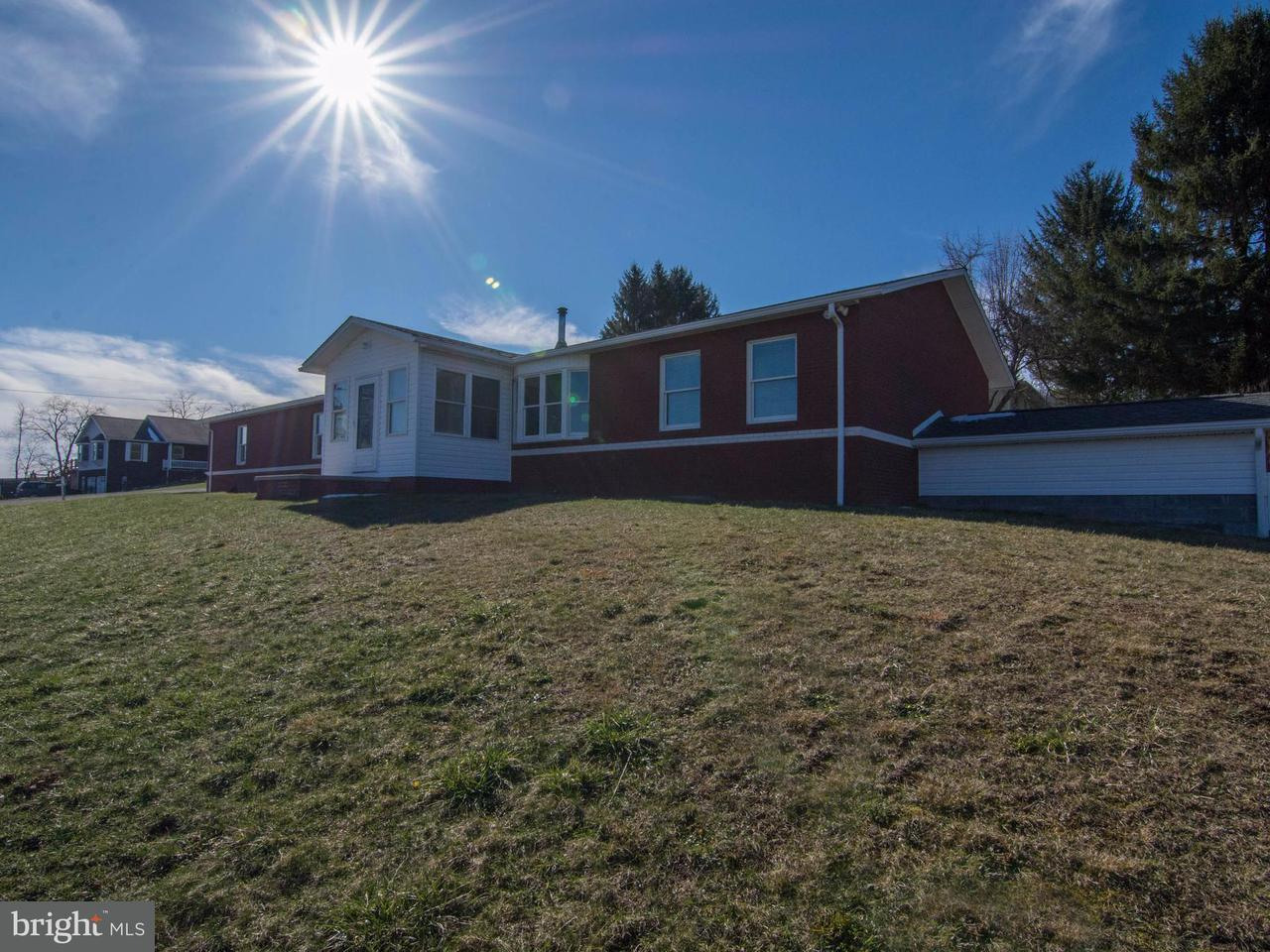 Single Family for Sale at 208 Main St Ext Accident, Maryland 21520 United States