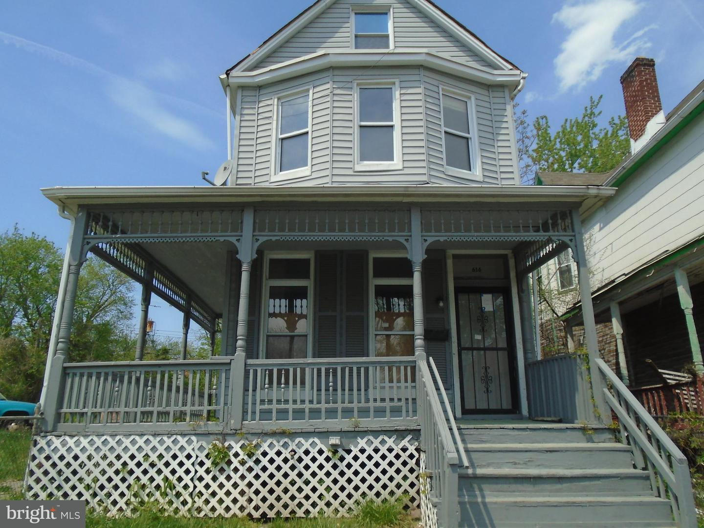 Single Family for Sale at 616 Dumbarton Ave Baltimore, Maryland 21218 United States