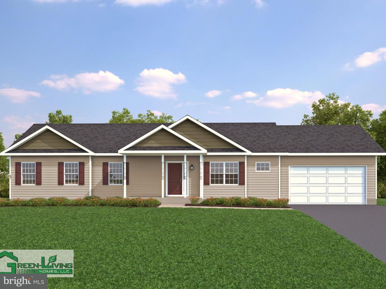 Single Family for Sale at Lot 29 Mountaineers Way Emmitsburg, Maryland 21727 United States