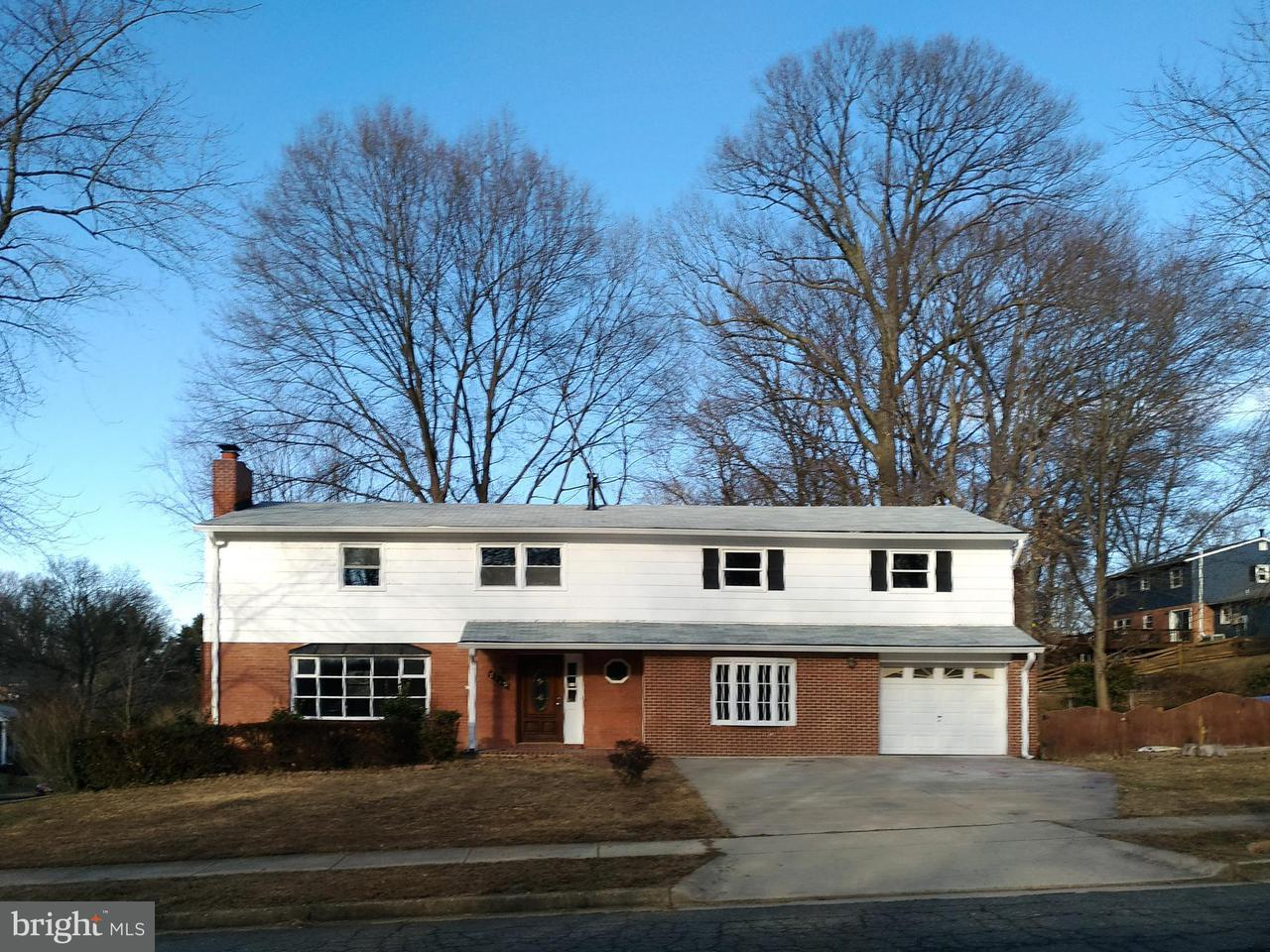 Photo of home for sale at 7112 Danford Place, Springfield VA