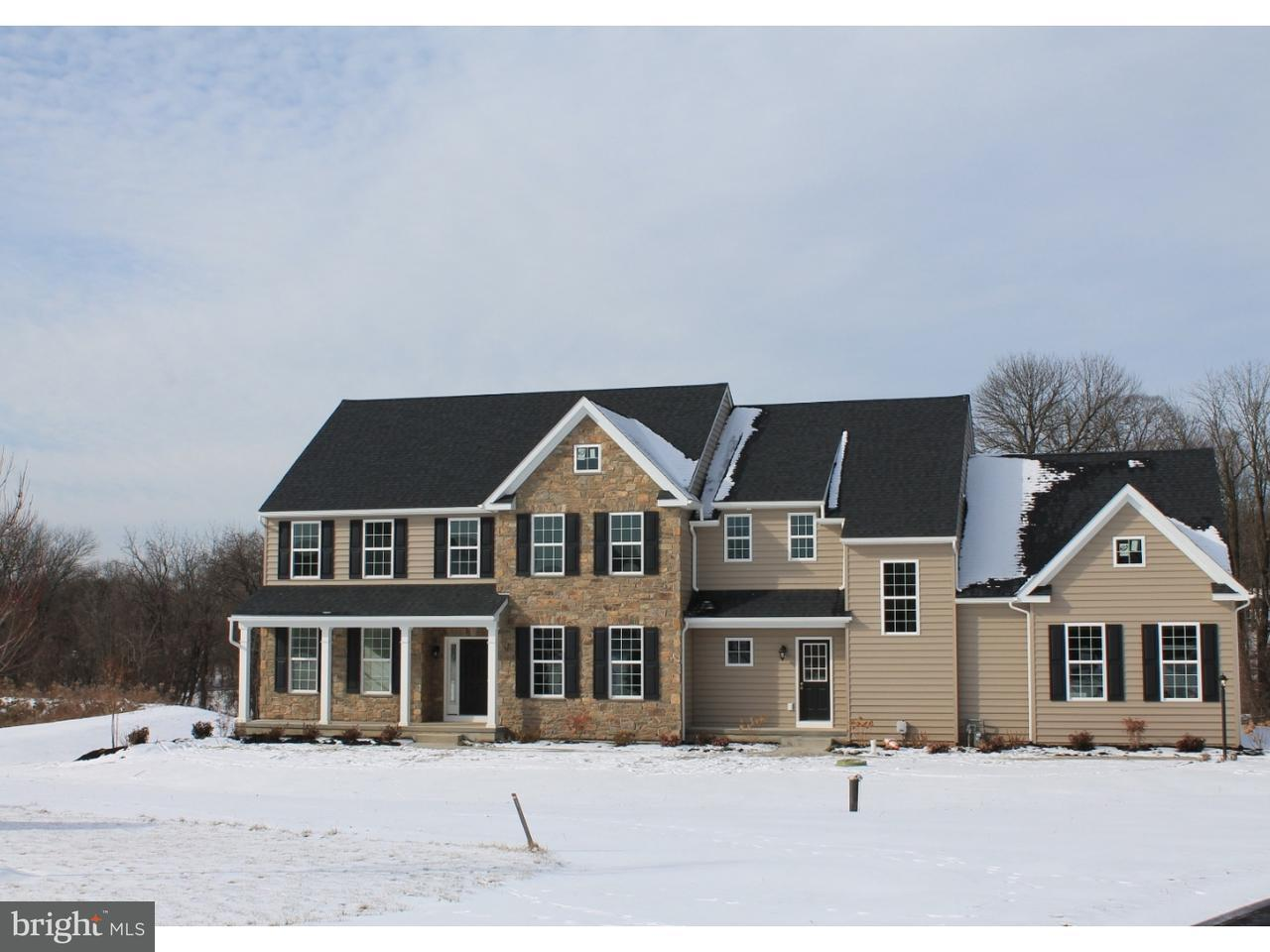Частный односемейный дом для того Продажа на 121 OLYMPIC Road Collegeville, Пенсильвания 19426 Соединенные Штаты