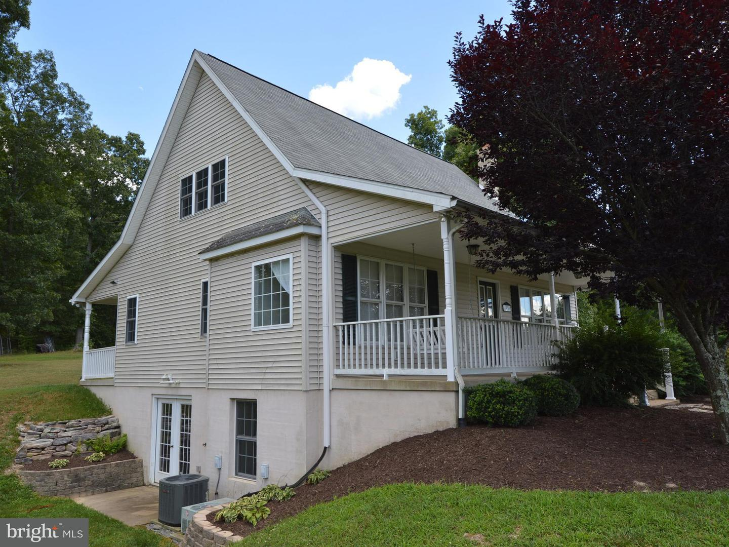 Single Family for Sale at 1990 Seven Fountains Rd Fort Valley, Virginia 22652 United States