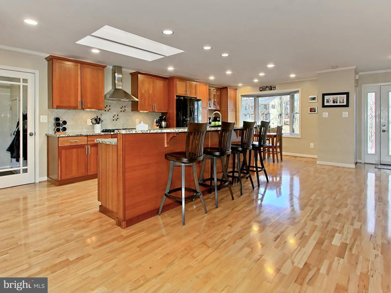 단독 가정 주택 용 매매 에 12225 Folkstone Drive 12225 Folkstone Drive Oak Hill, 버지니아 20171 미국