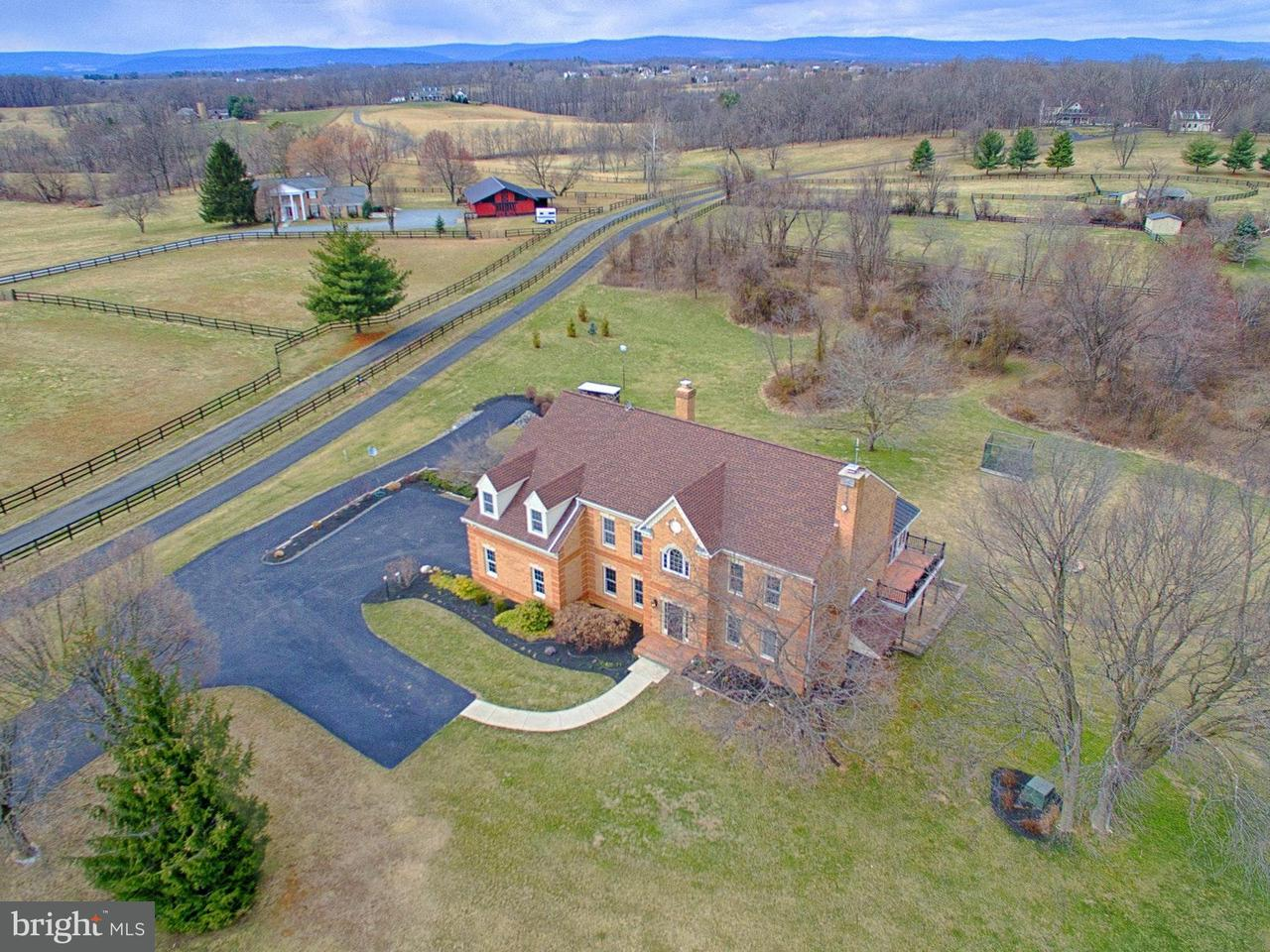 Single Family Home for Sale at 16115 Hamilton Station Road 16115 Hamilton Station Road Waterford, Virginia 20197 United States