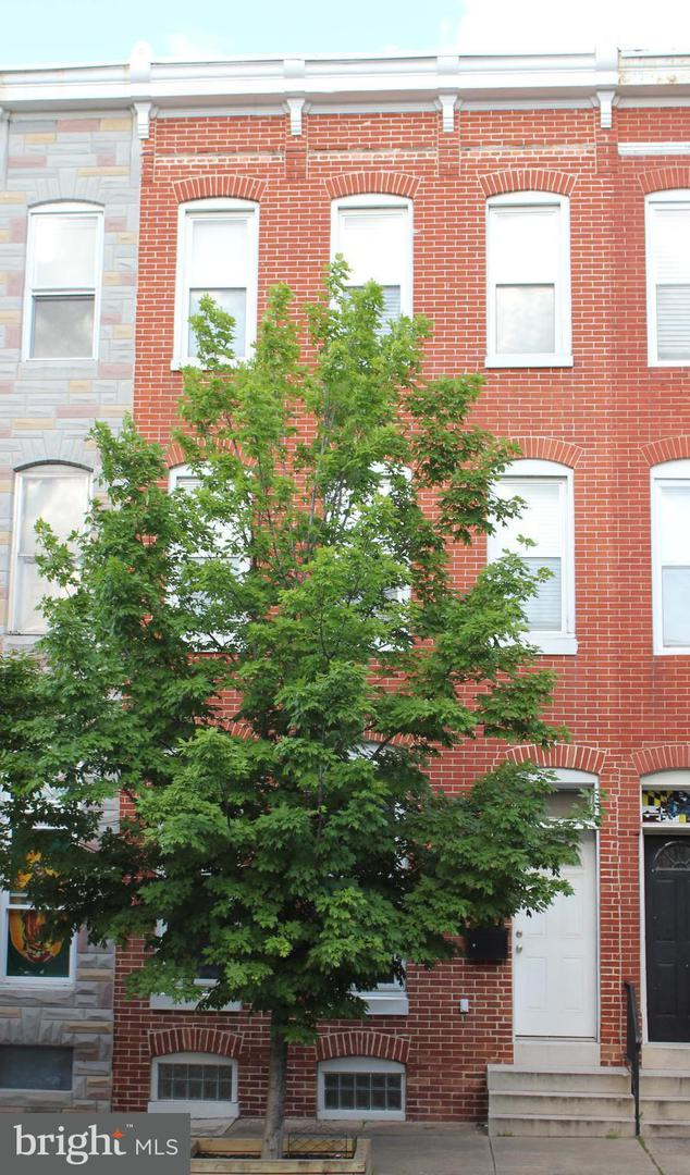 Single Family for Sale at 31 Patterson Park Ave Baltimore, Maryland 21231 United States