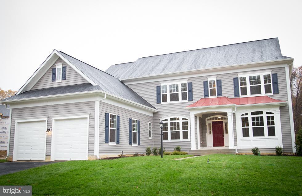 Casa Unifamiliar por un Venta en 2136 Basil Hall Lane 2136 Basil Hall Lane Gambrills, Maryland 21054 Estados Unidos