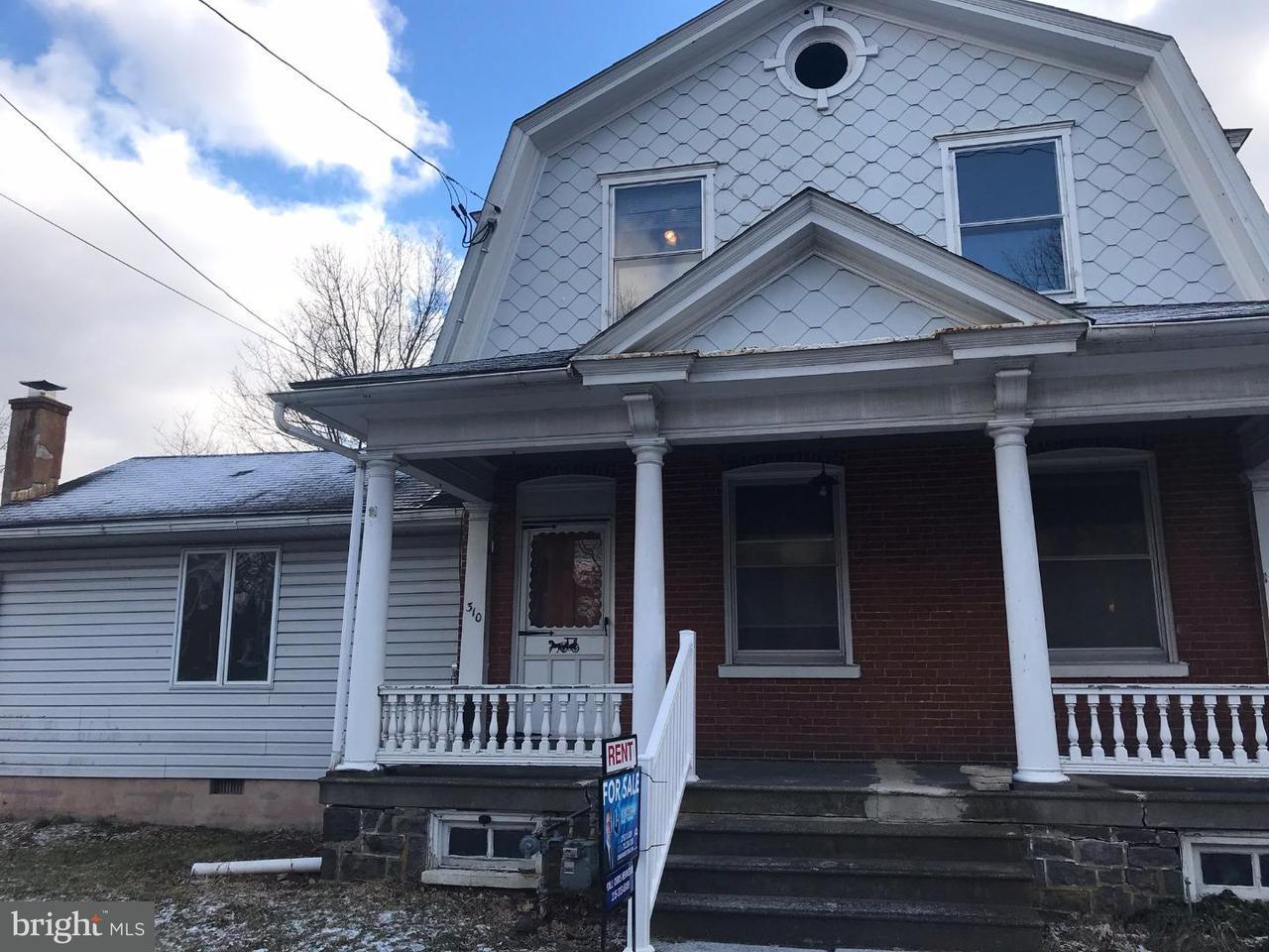 独户住宅 为 出租 在 310 FRANKLIN Street 夸克敦, 宾夕法尼亚州 18951 美国