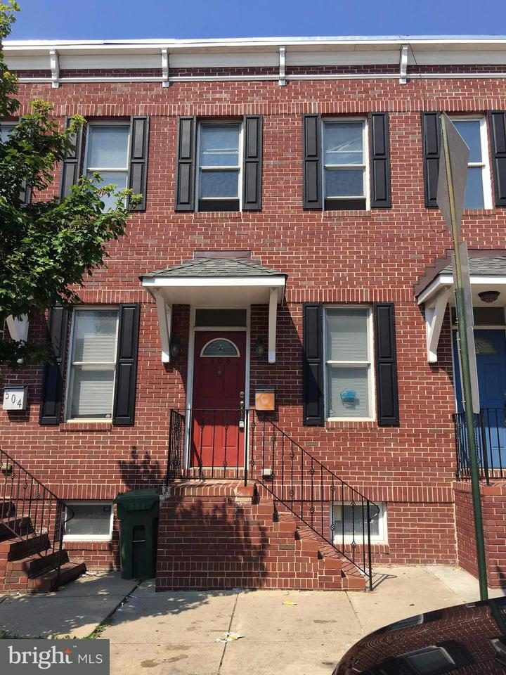 Photo of home for sale at 506 Chester Street, Baltimore MD