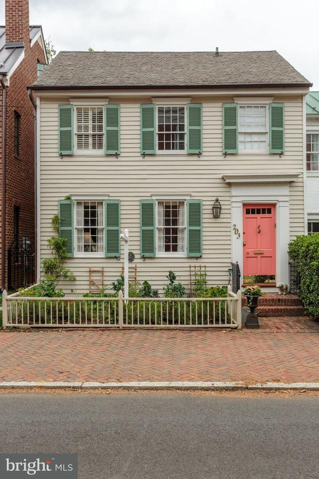 Other Residential for Rent at 203 Fairfax St Alexandria, Virginia 22314 United States