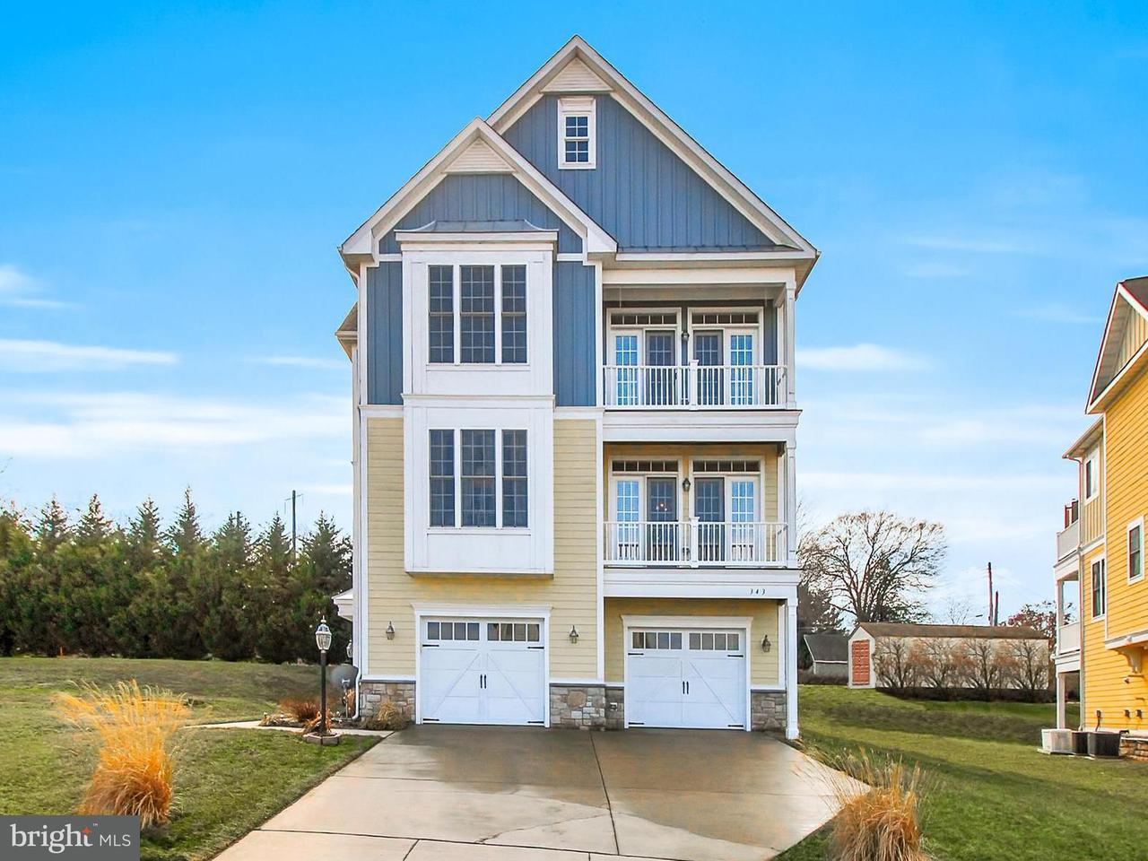 Einfamilienhaus für Verkauf beim 343 Marina Avenue 343 Marina Avenue Aberdeen, Maryland 21001 Vereinigte Staaten