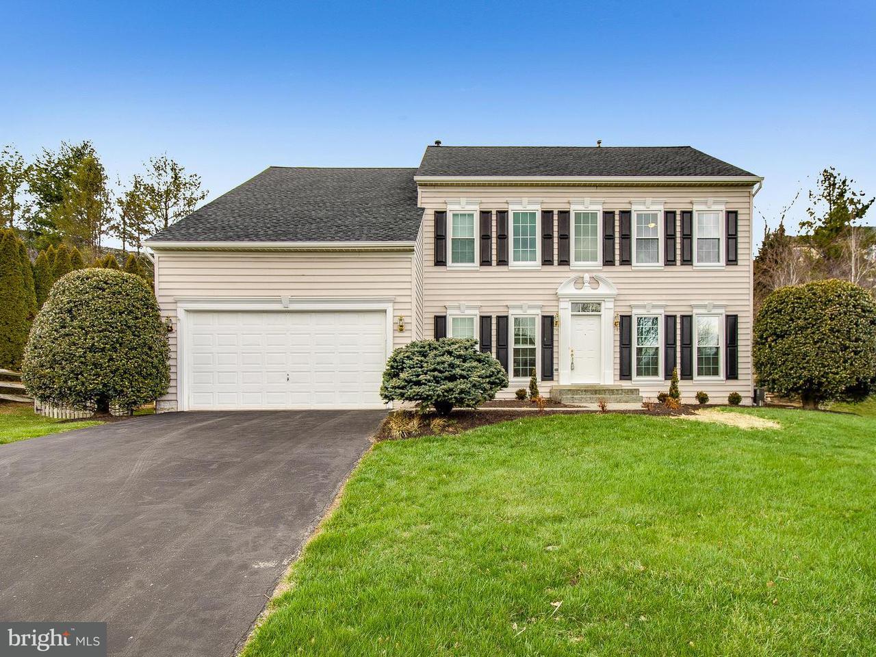 Einfamilienhaus für Verkauf beim 23625 Cornerstone Lane 23625 Cornerstone Lane Damascus, Maryland 20872 Vereinigte Staaten