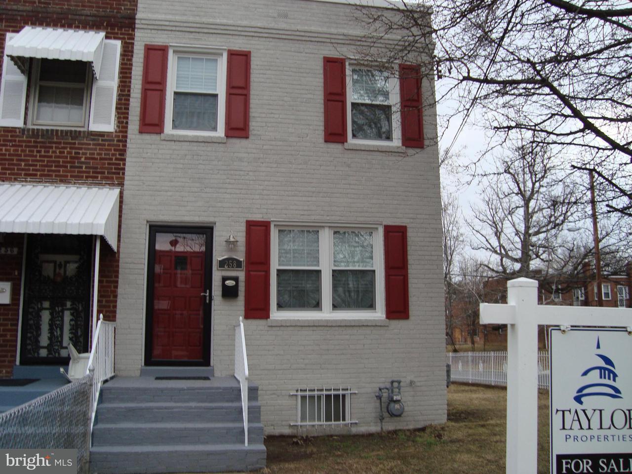 Single Family for Sale at 258 Oakwood St SE Washington, District Of Columbia 20032 United States