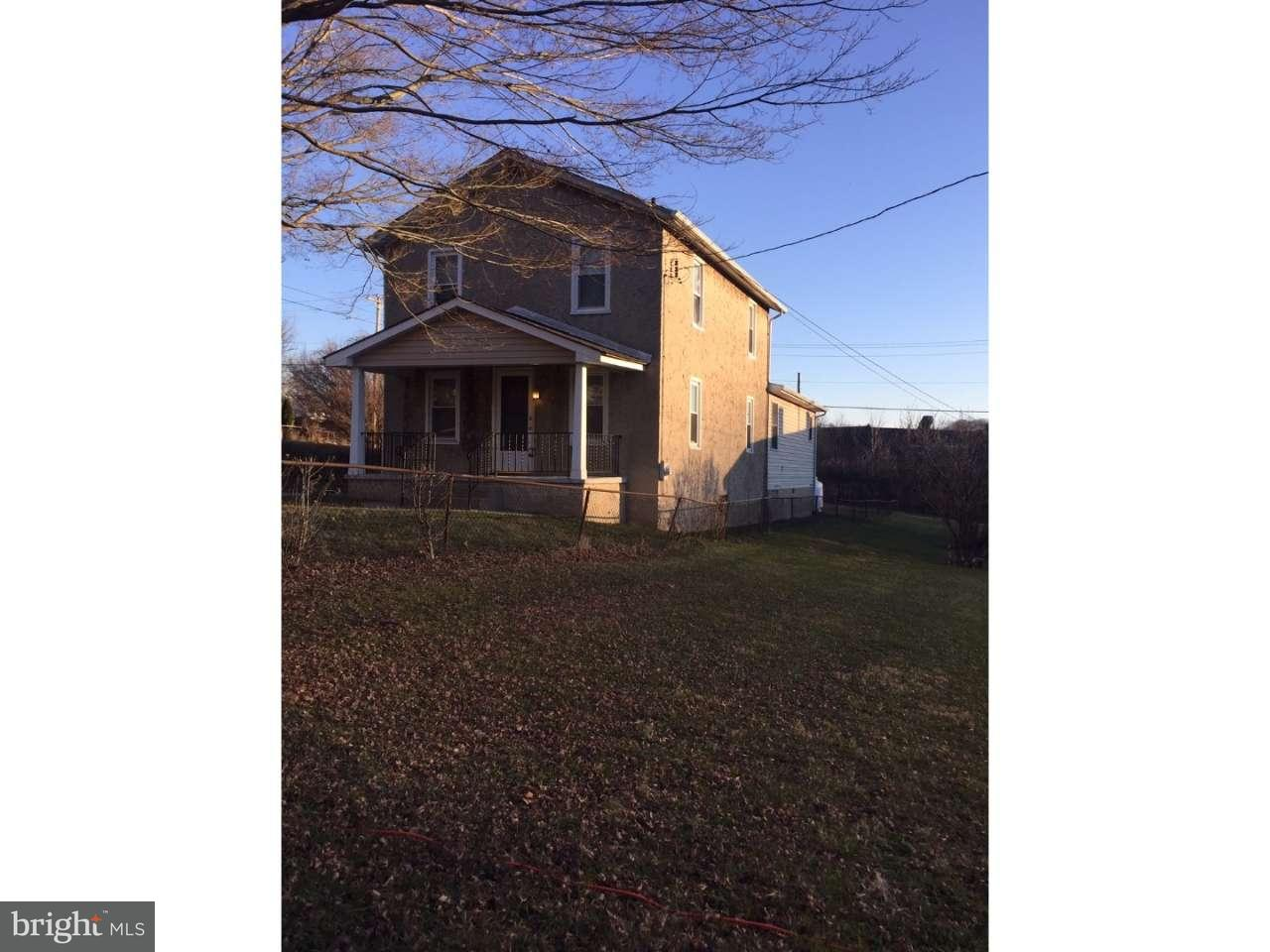 Single Family Home for Rent at 113 FRANKLIN Street Coatesville, Pennsylvania 19320 United States