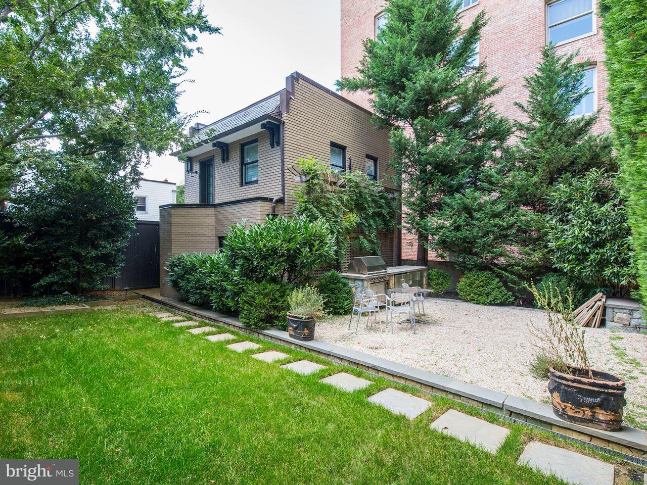 Other Residential for Rent at 2107 Wyoming Ave NW #carriage House Washington, District Of Columbia 20008 United States