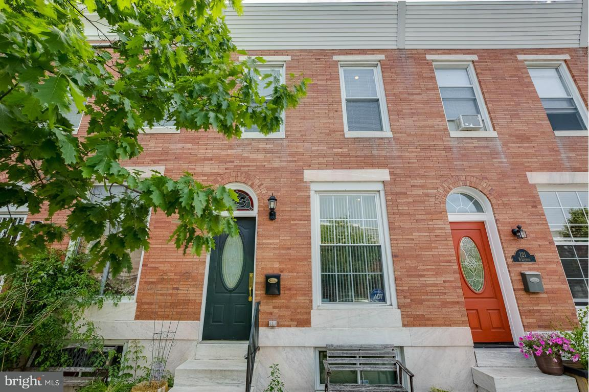 Photo of home for sale at 123 Linwood Avenue, Baltimore MD