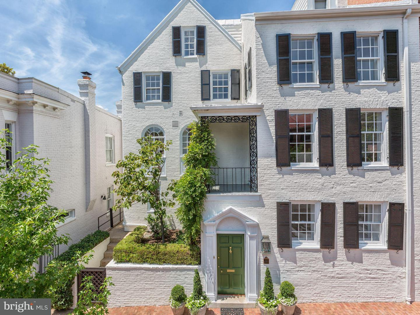Single Family for Sale at 1314 28th St NW Washington, District Of Columbia 20007 United States