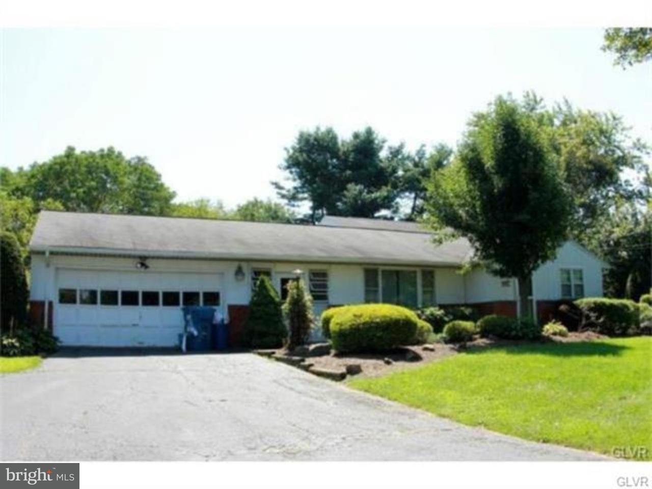 独户住宅 为 出租 在 2385 MILL HILL Road 夸克敦, 宾夕法尼亚州 18951 美国