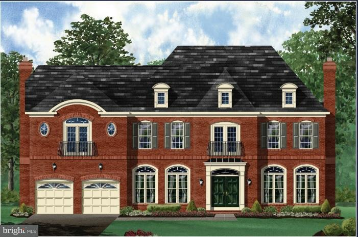 Casa Unifamiliar por un Venta en 12206 Hayland Farm Way 12206 Hayland Farm Way Ellicott City, Maryland 21042 Estados Unidos